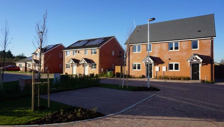 We manage over 170 homes across Leicestershire villages