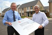 Opening of largest UK Passive House development