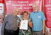 Local housing schemes for older people win national honours