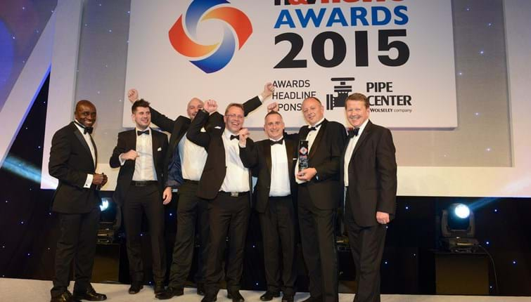 Local social housing provider wins top building services award