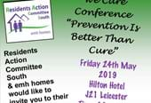 You are invited to our residents' conference