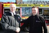Housing association forms partnership with Fire and Rescue Service