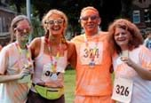Colour Run raises money for local charity