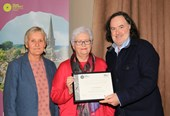 PDRHA scoops Award for Youlgrave