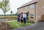 AFFORDABLE HOMES KEEP COLLYWESTON THRIVING