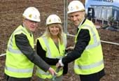 Work starts on 65 supported living apartments in Ashby
