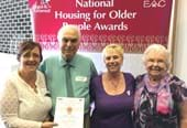 Local retirement homes win national recognition
