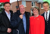 Ilkeston community benefits from brand new affordable housing scheme