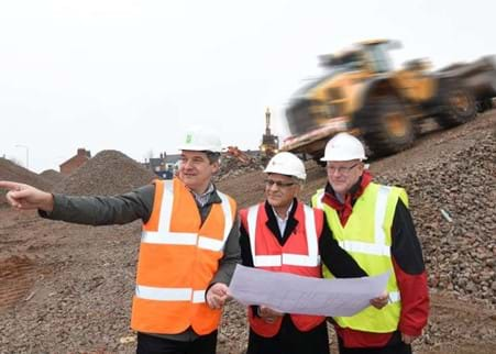 £26m for new homes