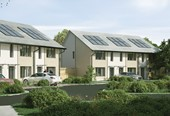 Leicester eco homes given green light