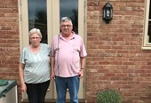 Couple finds ideal home for retirement