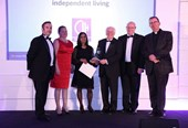 Extra care home named East Midlands development of the year